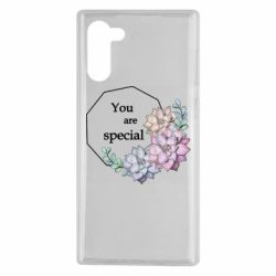 Чехол для Samsung Note 10 You are special