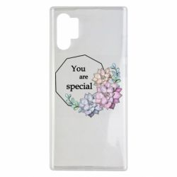 Чехол для Samsung Note 10 Plus You are special