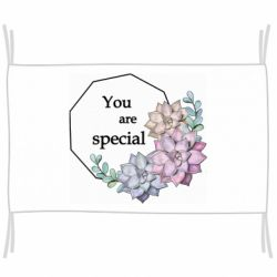 Флаг You are special