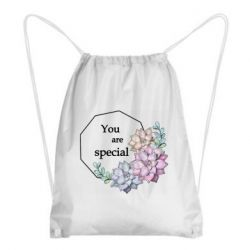 Рюкзак-мешок You are special