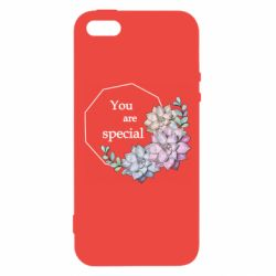 Чехол для iPhone5/5S/SE You are special