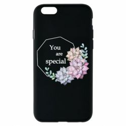 Чехол для iPhone 6/6S You are special