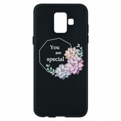 Чехол для Samsung A6 2018 You are special