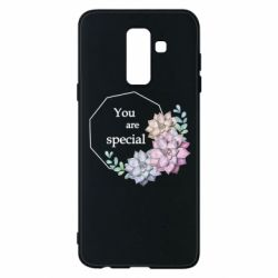 Чехол для Samsung A6+ 2018 You are special