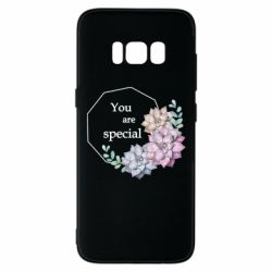 Чехол для Samsung S8 You are special