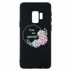 Чехол для Samsung S9 You are special
