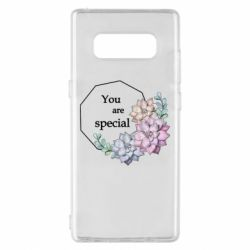 Чехол для Samsung Note 8 You are special