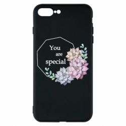 Чехол для iPhone 8 Plus You are special
