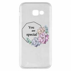 Чехол для Samsung A5 2017 You are special
