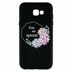 Чехол для Samsung A7 2017 You are special