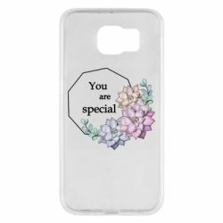 Чехол для Samsung S6 You are special