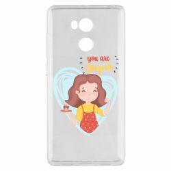 Чехол для Xiaomi Redmi 4 Pro/Prime You are super girl