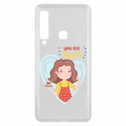 Чохол для Samsung A9 2018 You are super girl