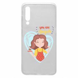Чехол для Xiaomi Mi9 You are super girl