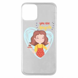 Чехол для iPhone 11 You are super girl