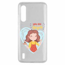 Чехол для Xiaomi Mi9 Lite You are super girl