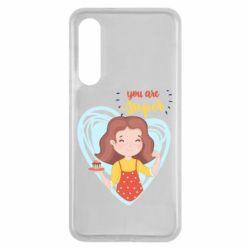 Чехол для Xiaomi Mi9 SE You are super girl