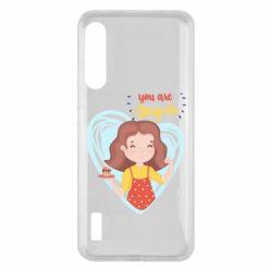 Чохол для Xiaomi Mi A3 You are super girl