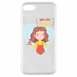 Чехол для iPhone 8 You are super girl