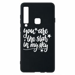 Чехол для Samsung A9 2018 You are the star in my sky