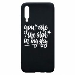 Чехол для Samsung A70 You are the star in my sky
