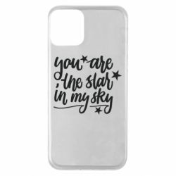 Чехол для iPhone 11 You are the star in my sky