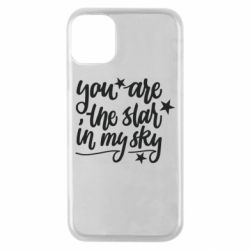 Чехол для iPhone 11 Pro You are the star in my sky