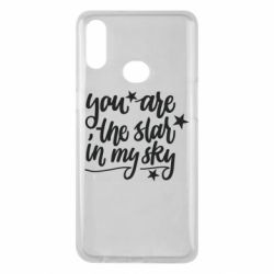 Чехол для Samsung A10s You are the star in my sky