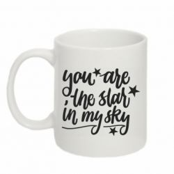 Кружка 320ml You are the star in my sky