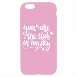 Чохол для iPhone 6 Plus/6S Plus You are the star in my sky