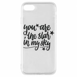 Чехол для iPhone 8 You are the star in my sky