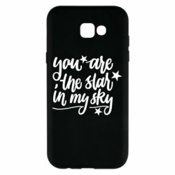 Чехол для Samsung A7 2017 You are the star in my sky