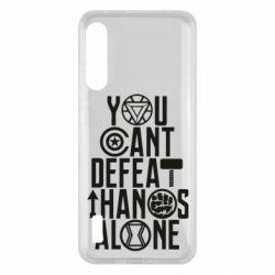 Чохол для Xiaomi Mi A3 You can't defeat thanos alone