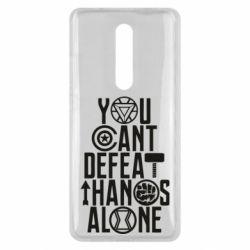 Чехол для Xiaomi Mi9T You can't defeat thanos alone