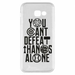 Чехол для Samsung A5 2017 You can't defeat thanos alone