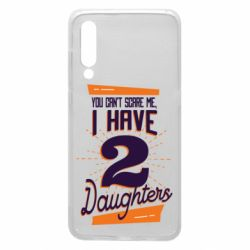 Чехол для Xiaomi Mi9 You can't scare me i have 2 daughters