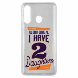 Чехол для Samsung M40 You can't scare me i have 2 daughters
