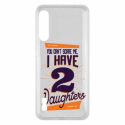 Чохол для Xiaomi Mi A3 You can't scare me i have 2 daughters