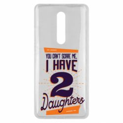 Чехол для Xiaomi Mi9T You can't scare me i have 2 daughters