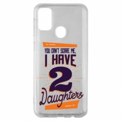 Чехол для Samsung M30s You can't scare me i have 2 daughters