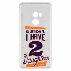 Чехол для Xiaomi Mi Mix 2 You can't scare me i have 2 daughters