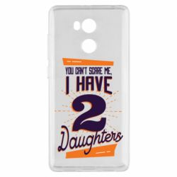 Чехол для Xiaomi Redmi 4 Pro/Prime You can't scare me i have 2 daughters