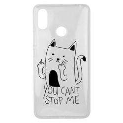 Чехол для Xiaomi Mi Max 3 You cant stop me