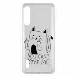 Чохол для Xiaomi Mi A3 You cant stop me