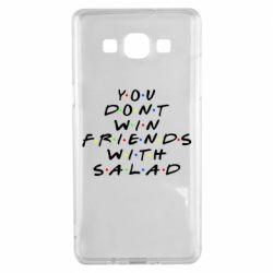 Чохол для Samsung A5 2015 You don't friends with salad
