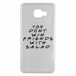 Чохол для Samsung A7 2016 You don't friends with salad