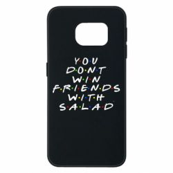 Чохол для Samsung S6 EDGE You don't friends with salad