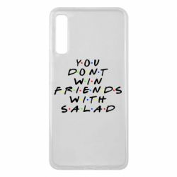 Чохол для Samsung A7 2018 You don't friends with salad