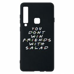 Чохол для Samsung A9 2018 You don't friends with salad