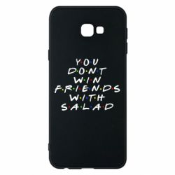 Чохол для Samsung J4 Plus 2018 You don't friends with salad